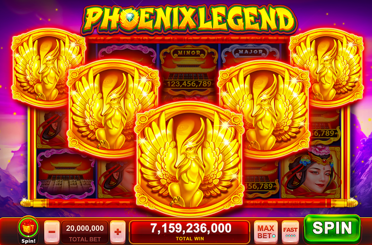 Game slot android cash fortune