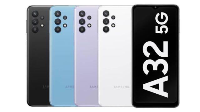 Samsung Galaxy A32 dalam pengujian: Spesifikasi yang memenuhi syarat untuk kreativitas tanpa batas